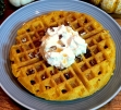 KitchAnnette Pumpkin Waffles Top